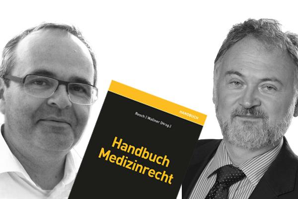 Reinhard Resch und Felix Wallner