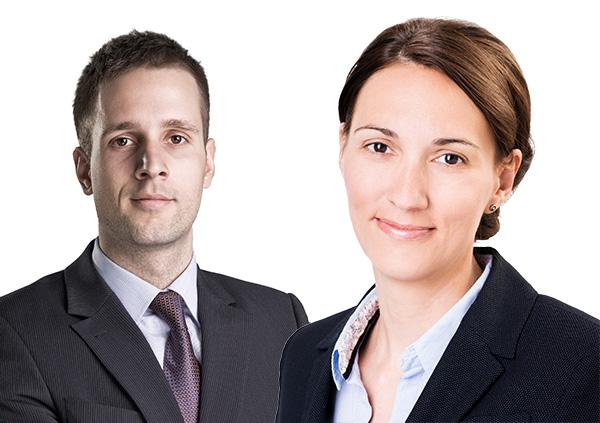 Raško Radovanović und Darina Baltadjieva