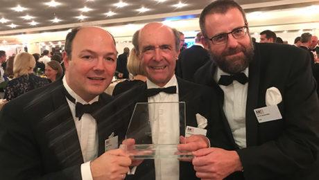 DORDA wurde als Kanzlei des Jahres Österreichs 2017 von JUVE ausgezeichnet